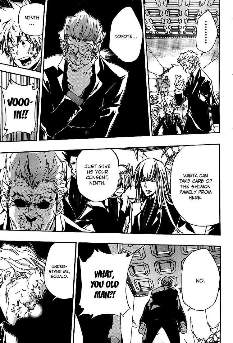Katekyo Hitman Reborn 299 Page 5