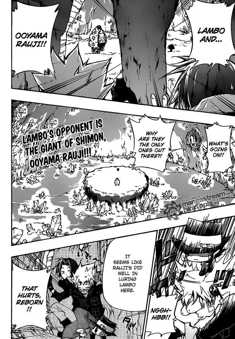 Katekyo Hitman Reborn 310 Page 2
