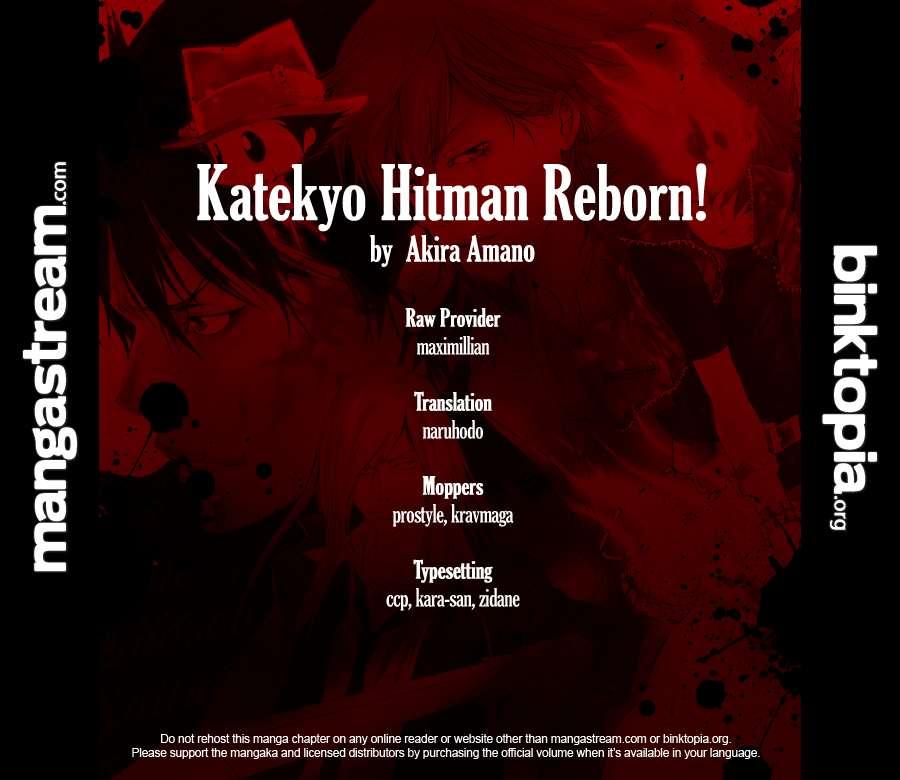 Katekyo Hitman Reborn 314 Page 2