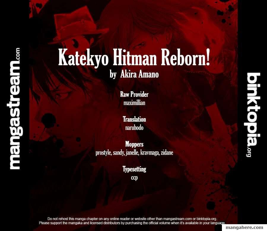 Katekyo Hitman Reborn 321 Page 2