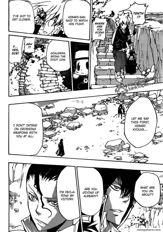 Katekyo Hitman Reborn 321 Page 3