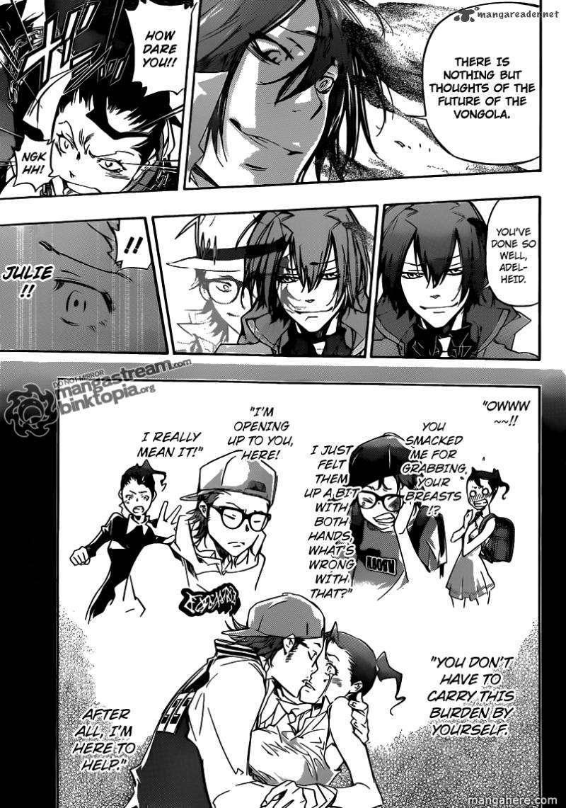 Katekyo Hitman Reborn 324 Page 15