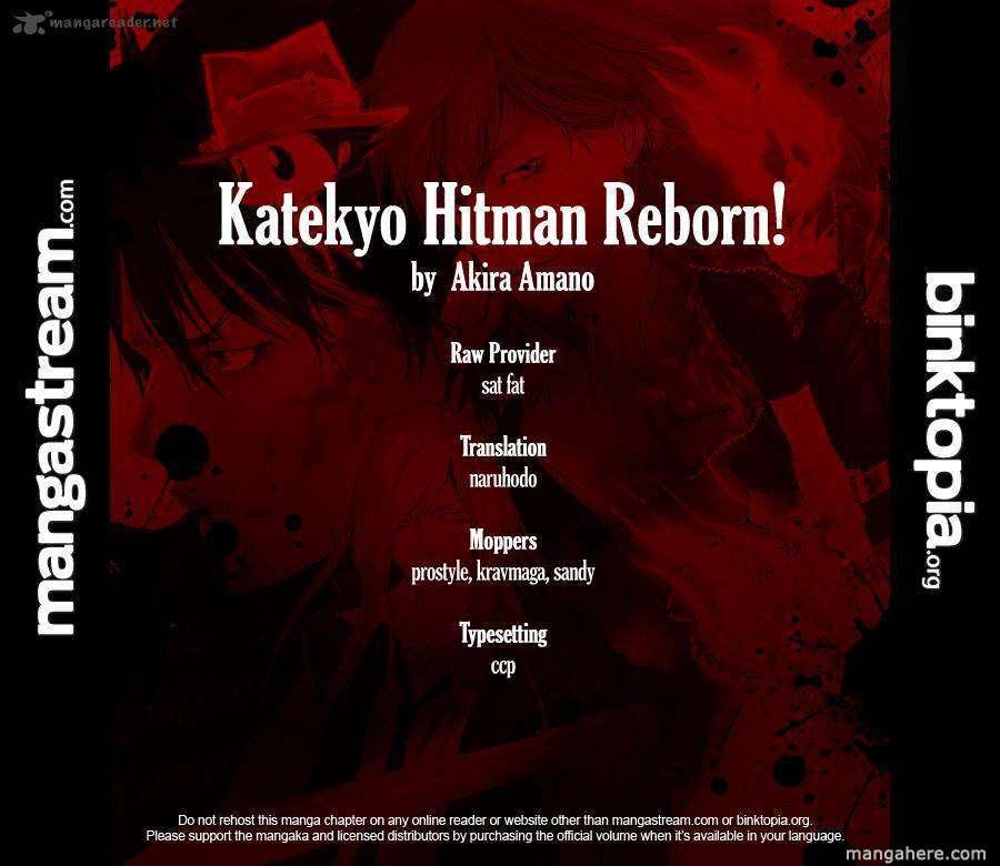 Katekyo Hitman Reborn 332 Page 2
