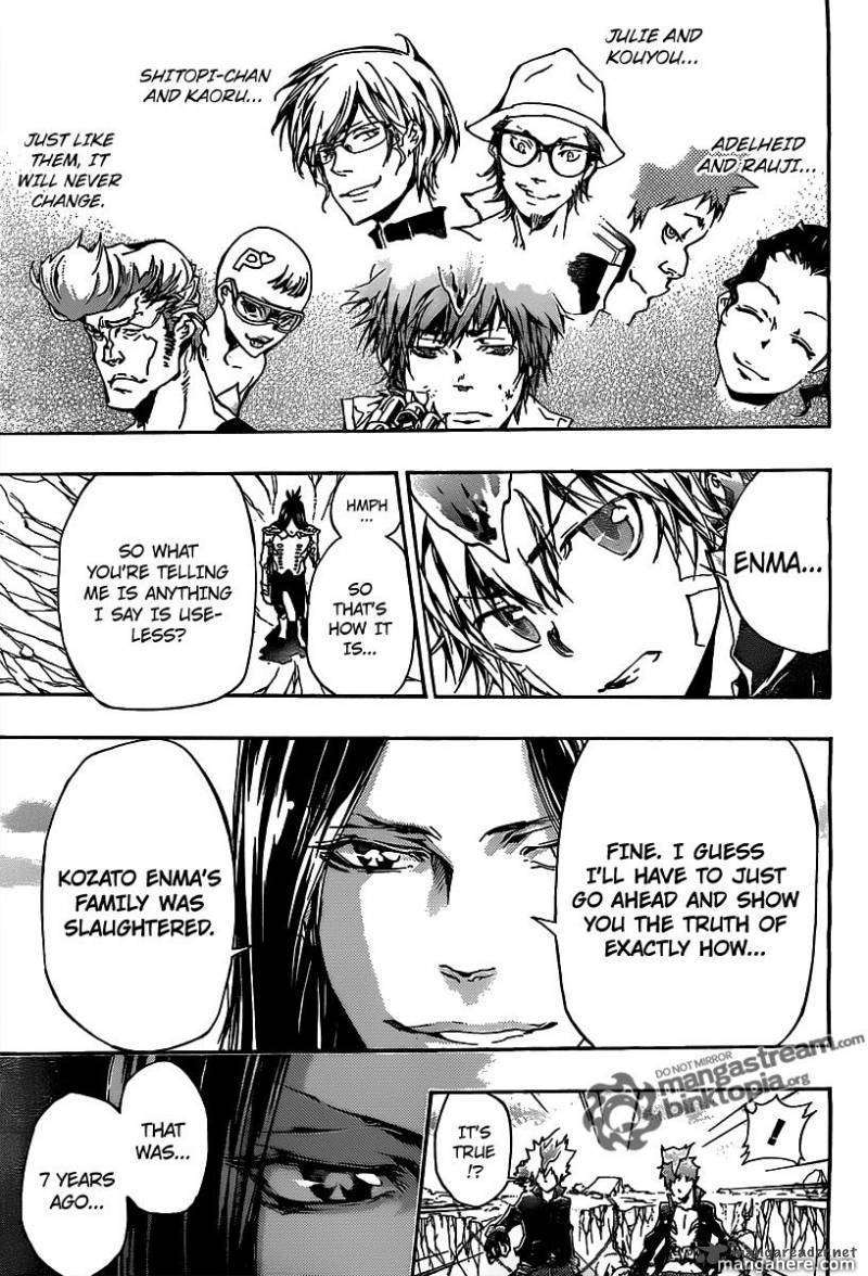 Katekyo Hitman Reborn 339 Page 5