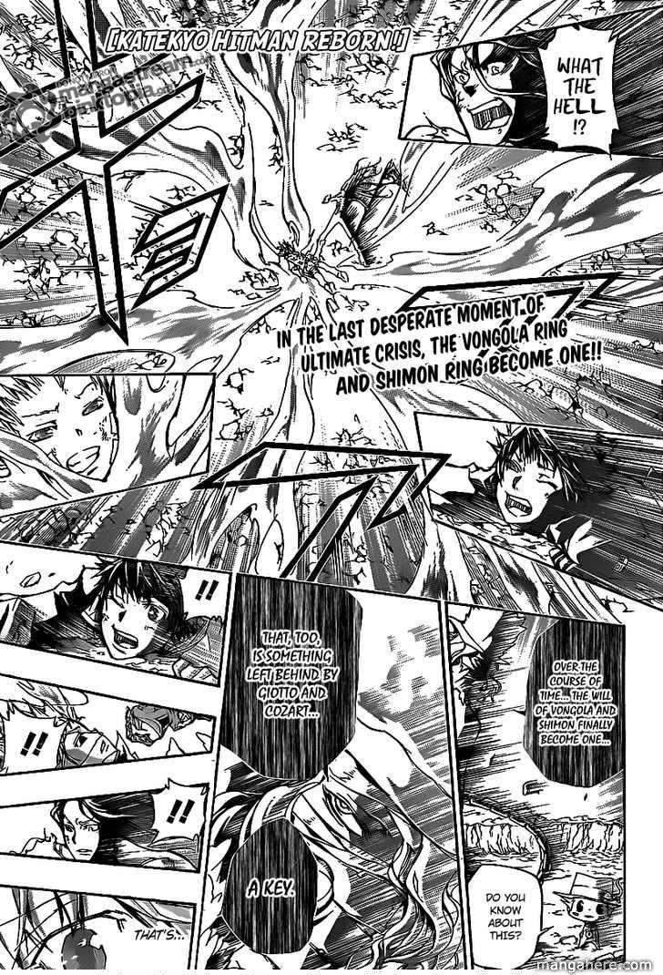Katekyo Hitman Reborn 343 Page 1