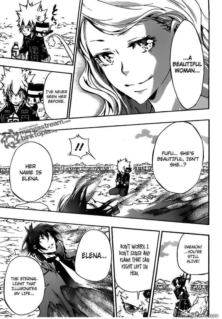 Katekyo Hitman Reborn 345 Page 3