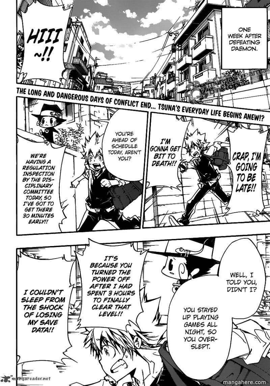 Katekyo Hitman Reborn 346 Page 2