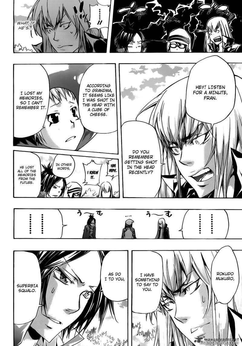 Katekyo Hitman Reborn 348 Page 10
