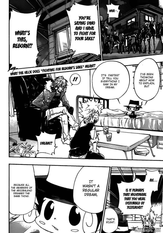 Katekyo Hitman Reborn 352 Page 2
