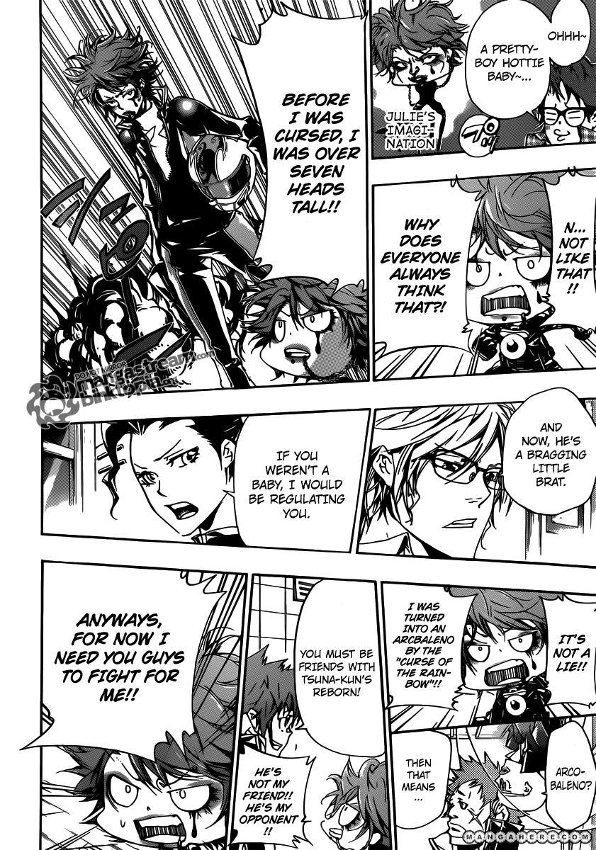 Katekyo Hitman Reborn 353 Page 7