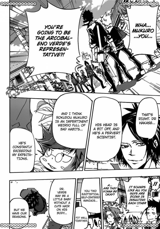 Katekyo Hitman Reborn 354 Page 2