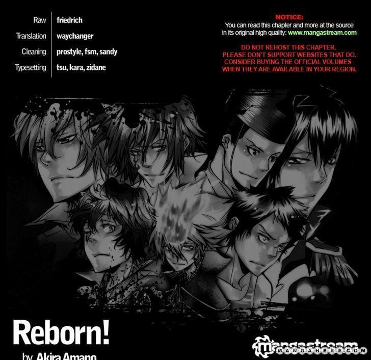 Katekyo Hitman Reborn 360 Page 2
