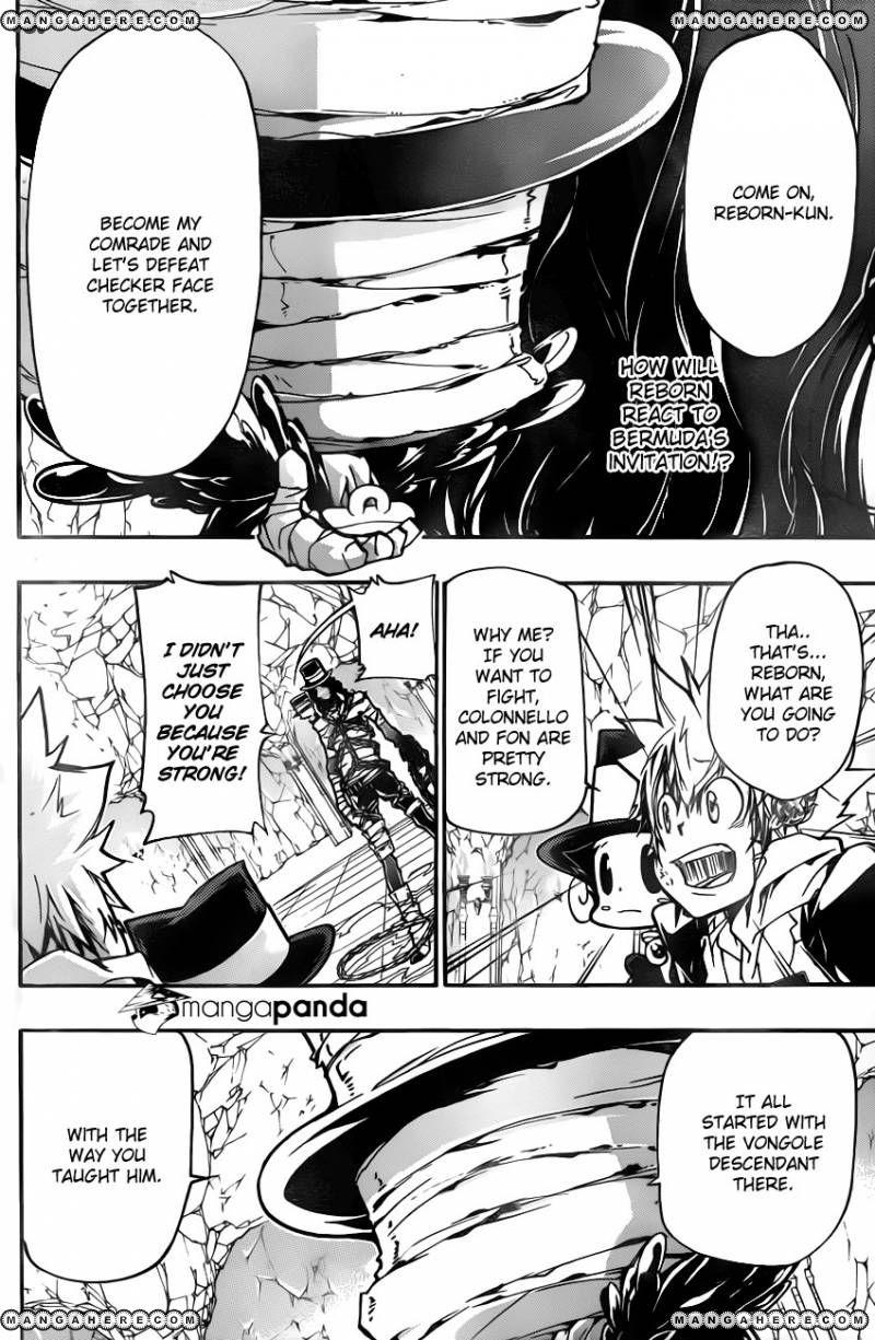 Katekyo Hitman Reborn 387 Page 2