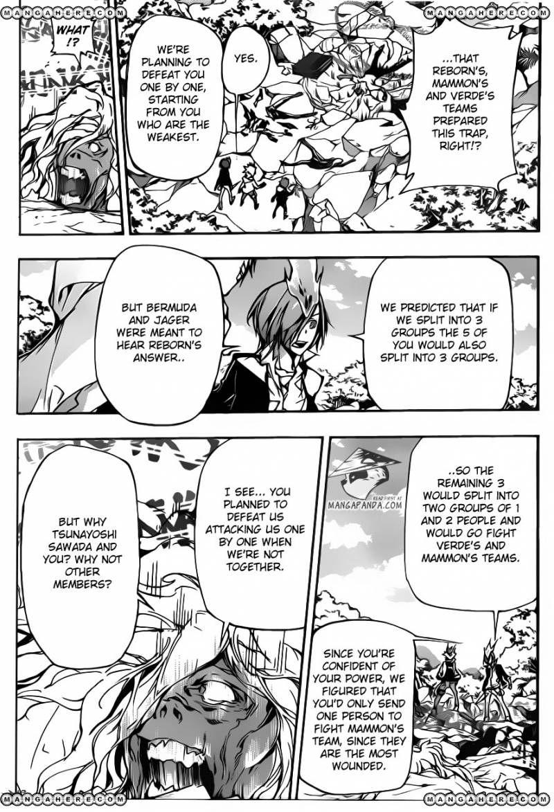 Katekyo Hitman Reborn 395 Page 3