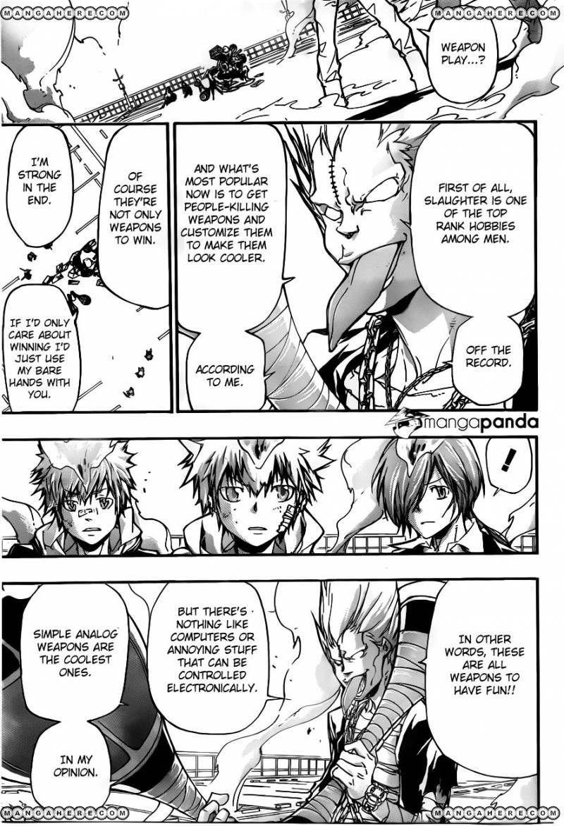 Katekyo Hitman Reborn 397 Page 3