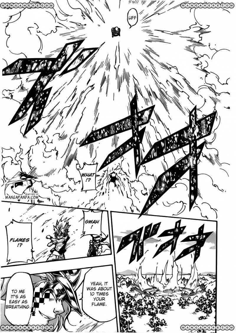 Katekyo Hitman Reborn 405 Page 3