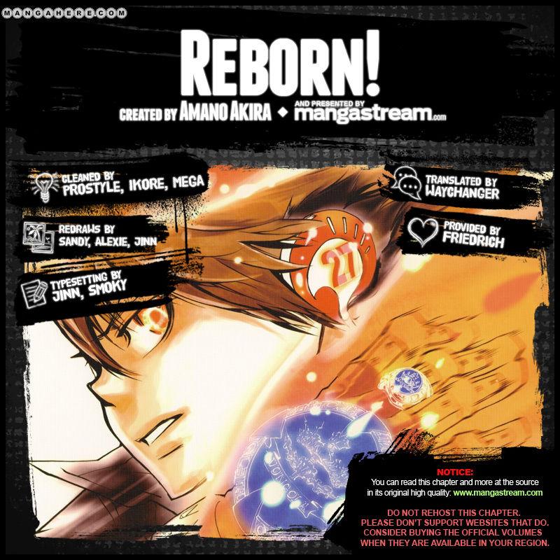Katekyo Hitman Reborn 409 Page 5