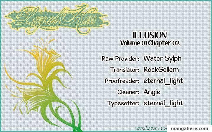 Illusion 2 Page 1