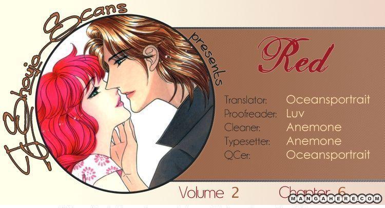 Red (KOBAYASHI Hiromi) 6 Page 1