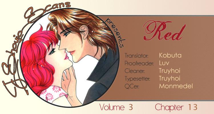 Red (KOBAYASHI Hiromi) 13 Page 1