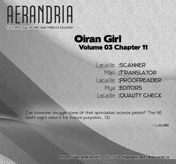 Oiran Girl 11 Page 2