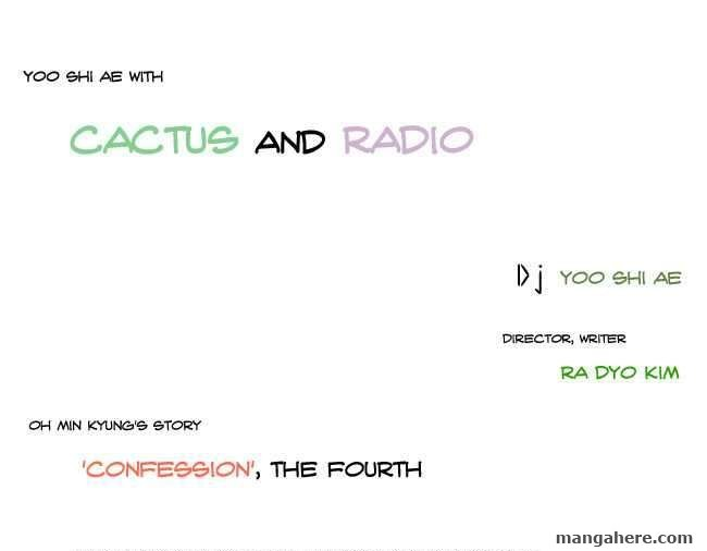 Cactus and Radio 4 Page 1