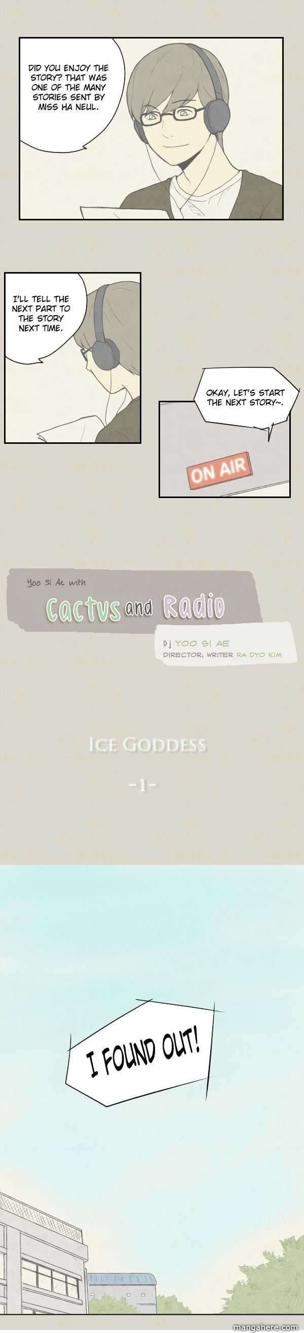 Cactus and Radio 30 Page 1