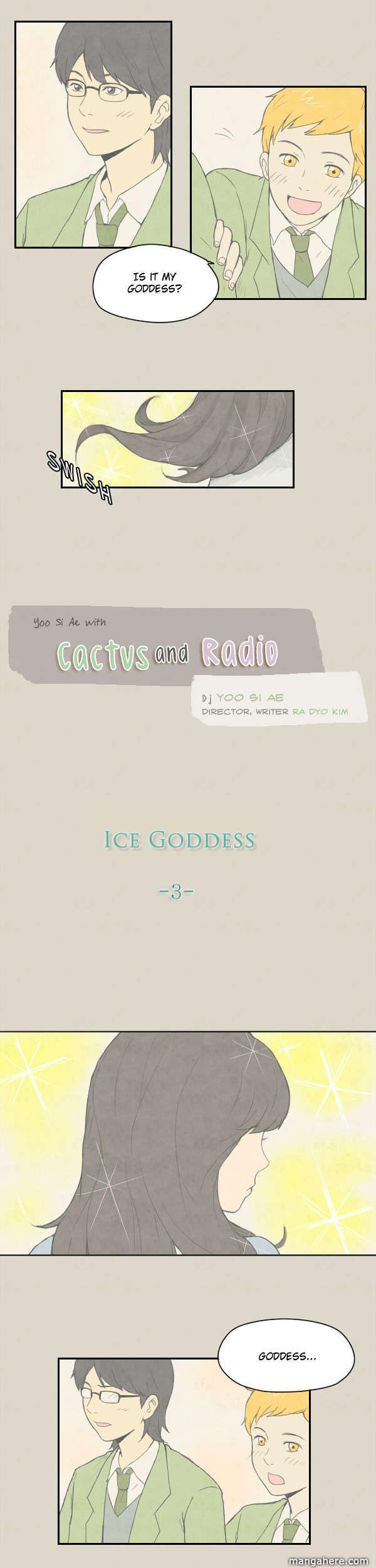 Cactus and Radio 32 Page 3