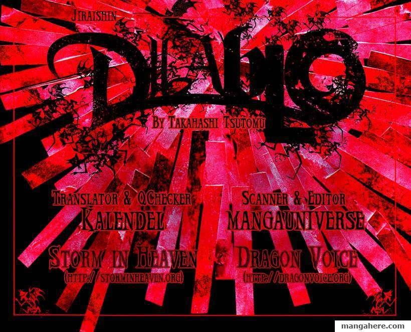 Jiraishin Diablo 3 Page 1