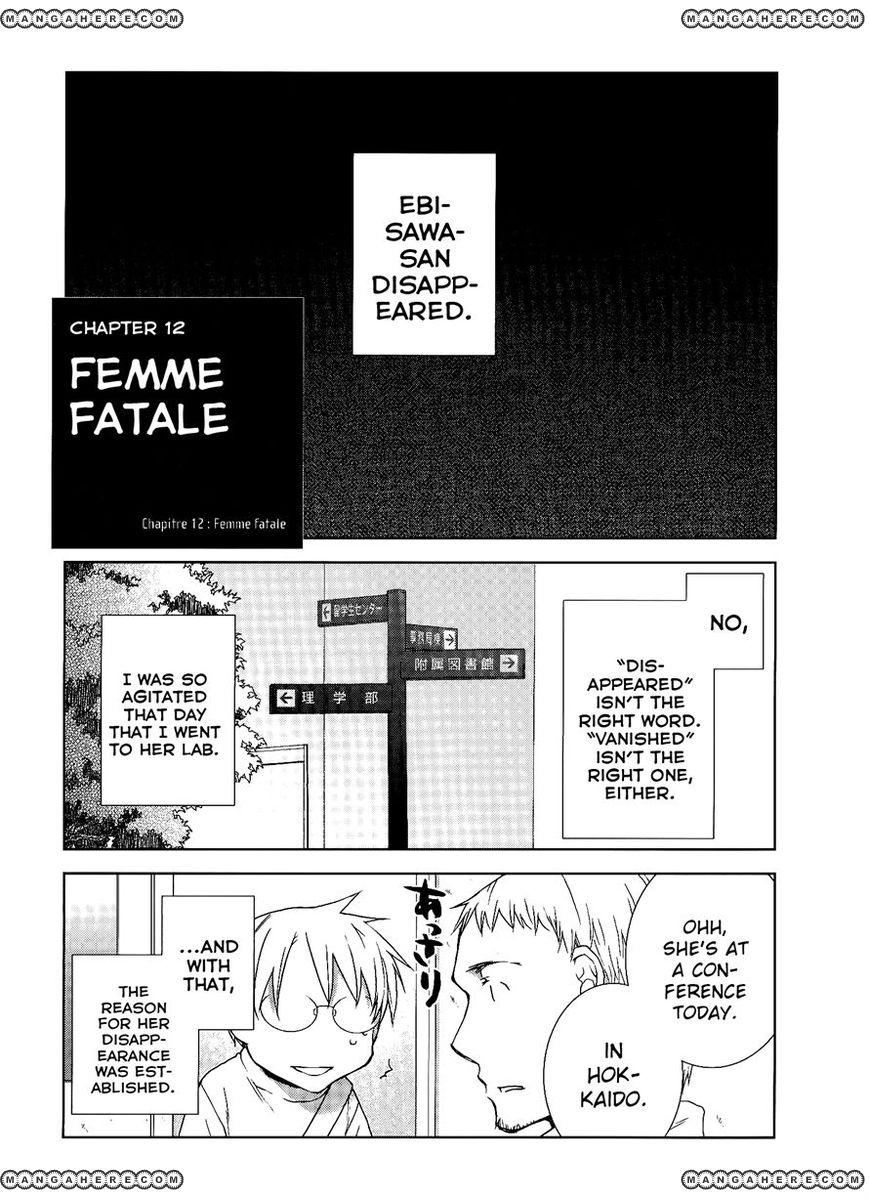 Femme Fatale 12 Page 1