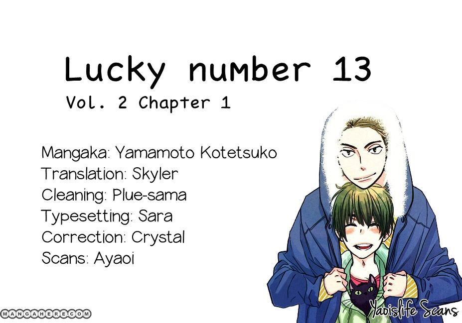 Lucky Number 13 7 Page 1