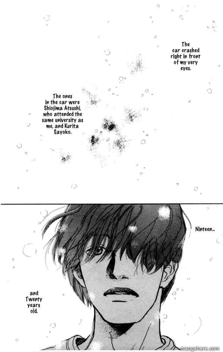Barairo no Ashita 2 Page 3
