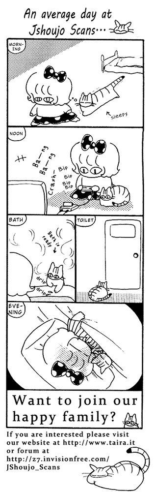 Barairo no Ashita 8 Page 1
