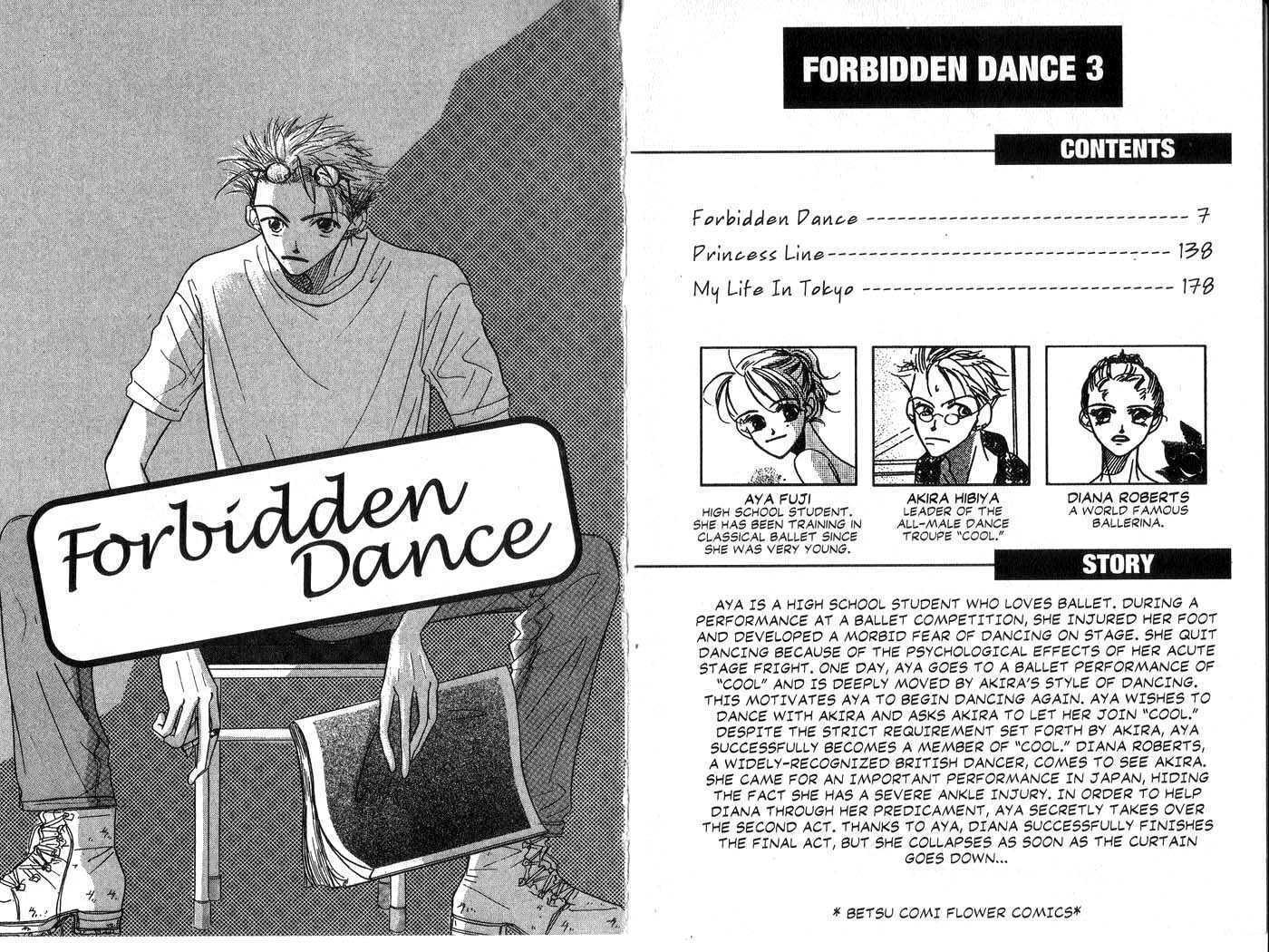Forbidden Dance 0 Page 3