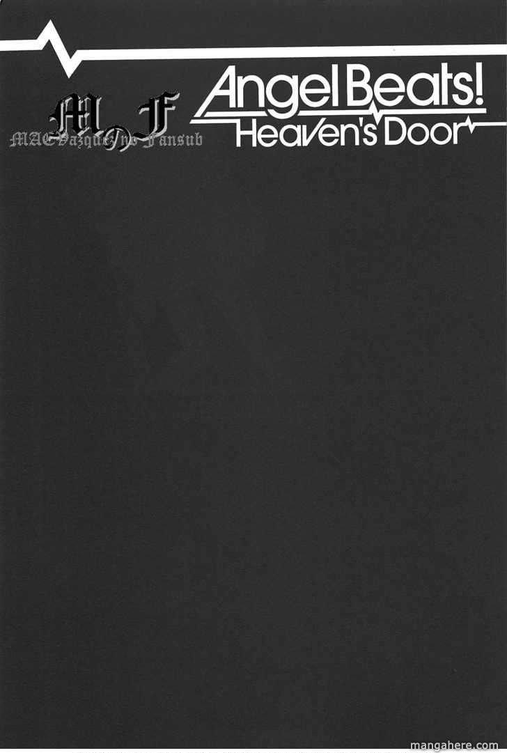 Angel Beats! - Heaven's Door 14 Page 1