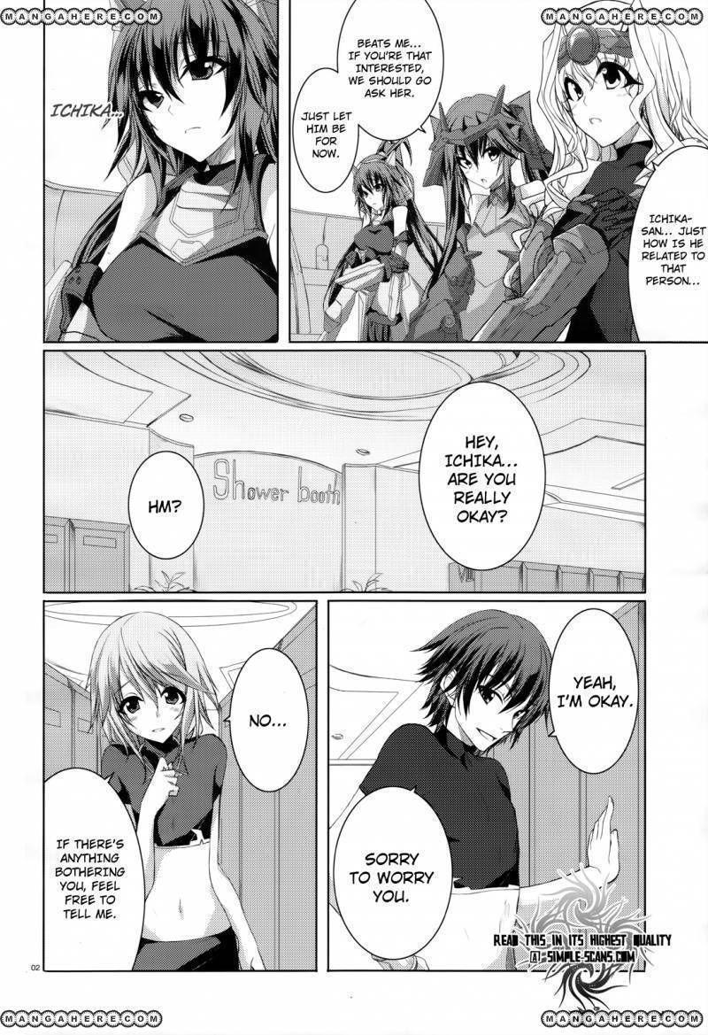 Infinite Stratos 14 Page 2