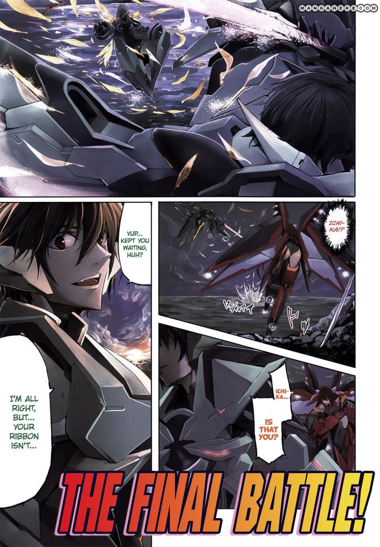 Infinite Stratos 25 Page 2