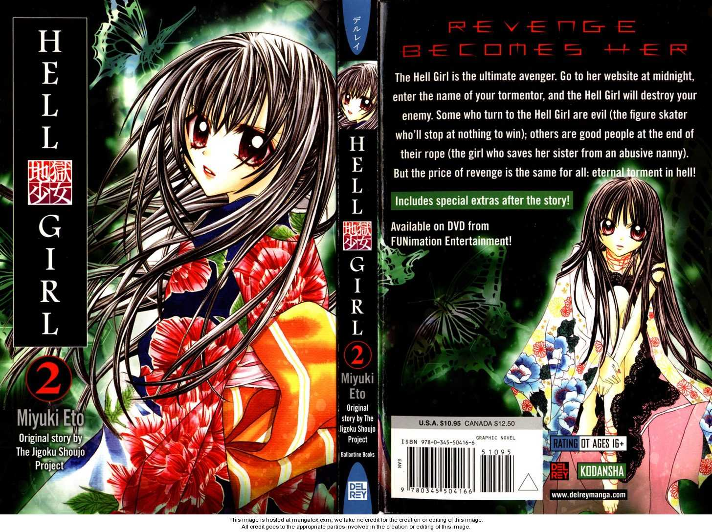Jigoku Shoujo 1 Page 1