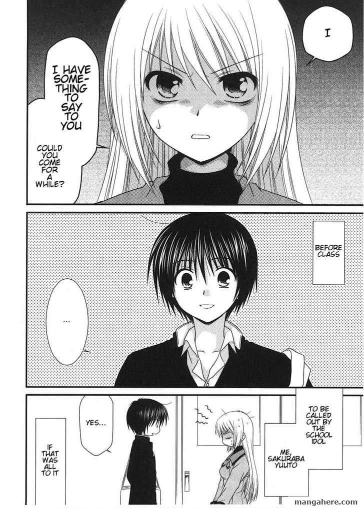 Tonari no Kashiwagi-san 2 Page 2