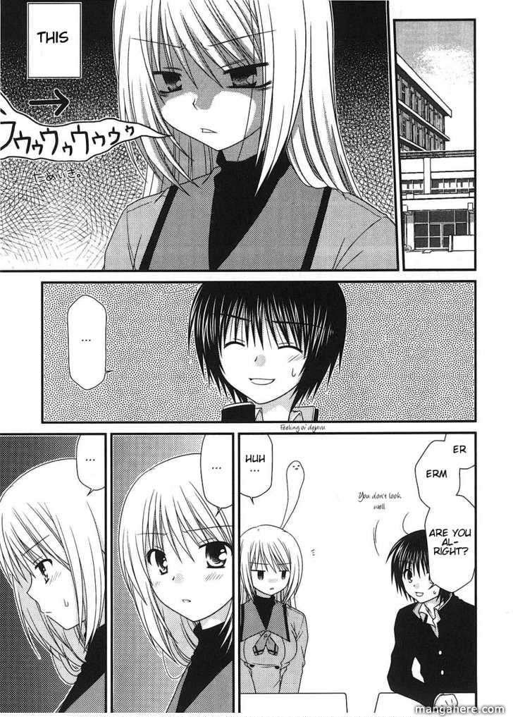 Tonari no Kashiwagi-san 5 Page 3