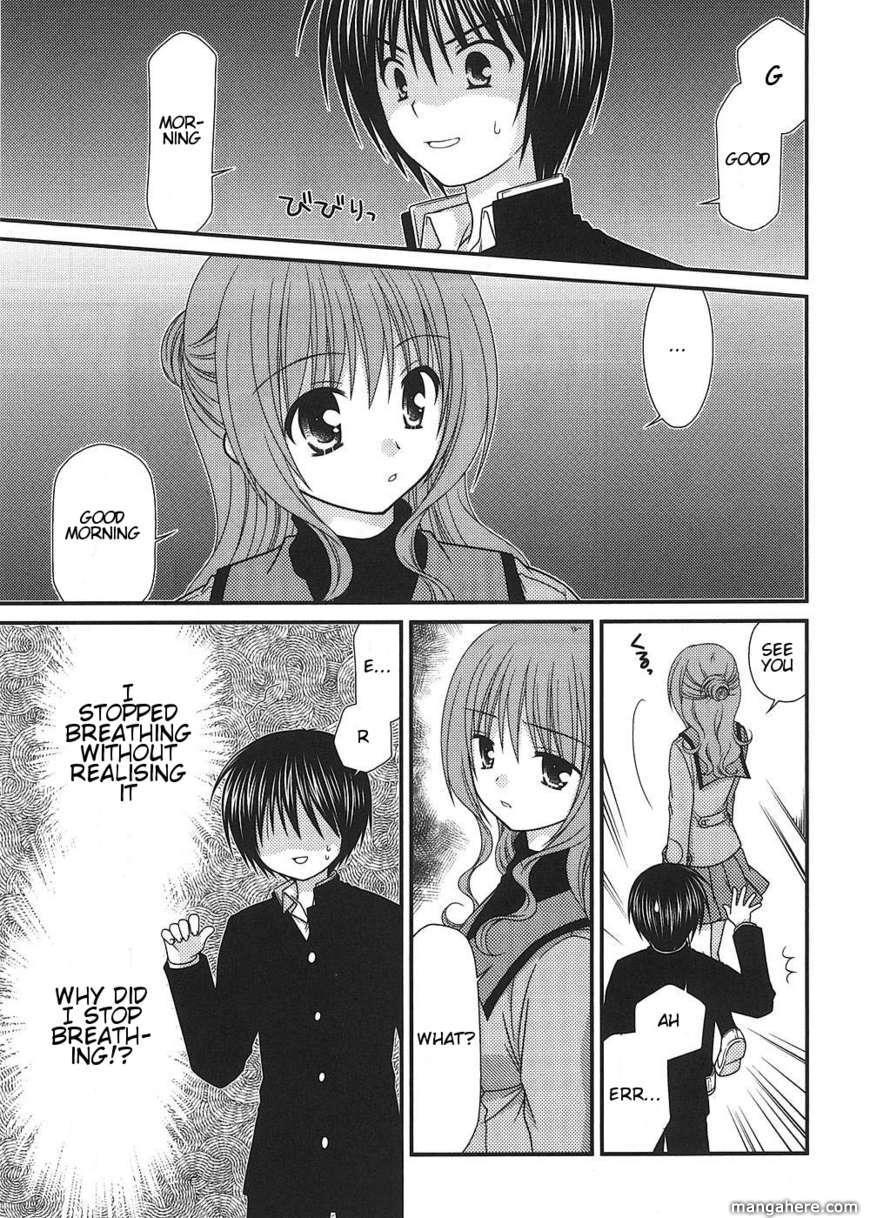 Tonari no Kashiwagi-san 13 Page 3