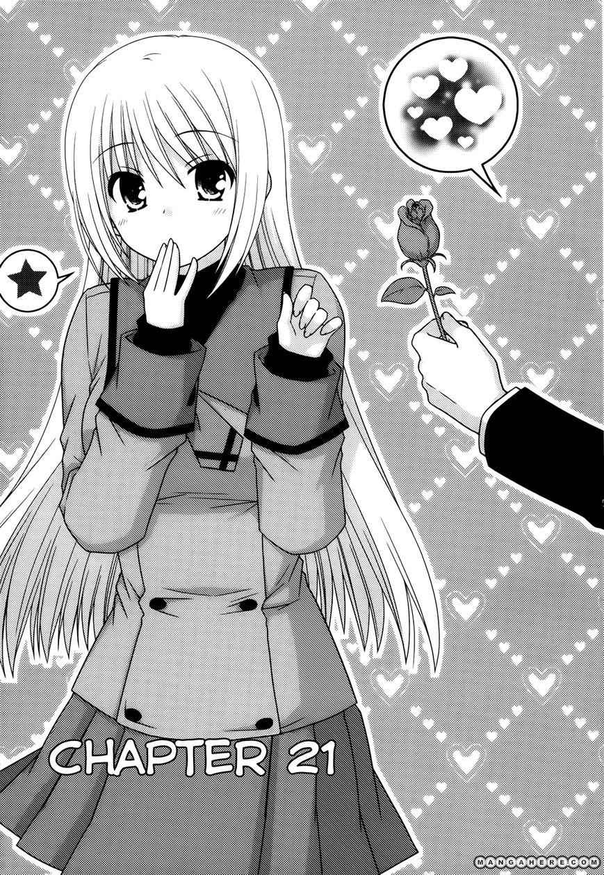 Tonari no Kashiwagi-san 21 Page 1