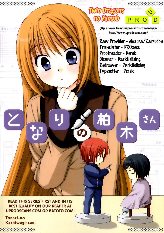 Tonari no Kashiwagi-san 28 Page 1
