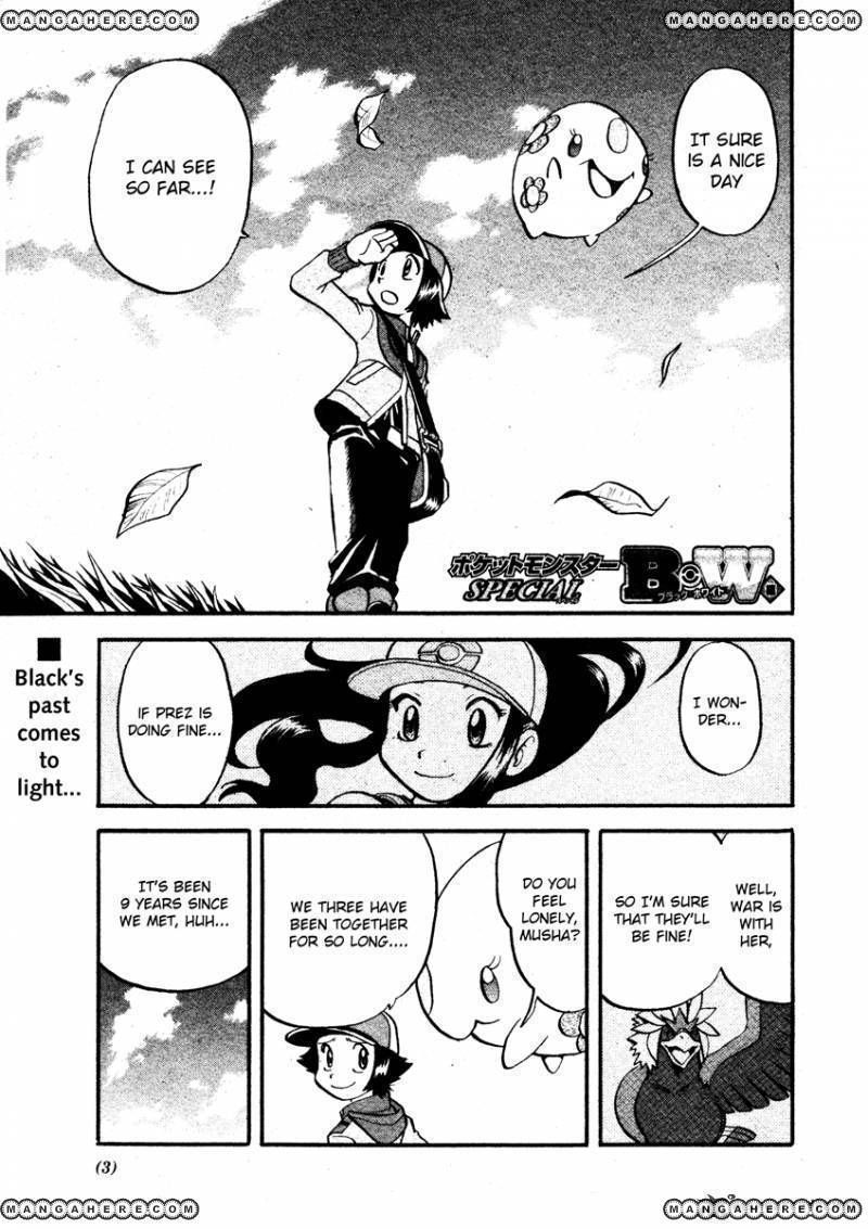Pokemon Special: Black & White 15 Page 2