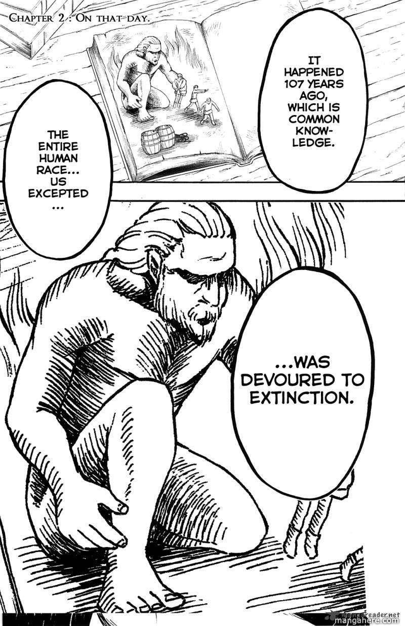 Shingeki no Kyojin 2 Page 1