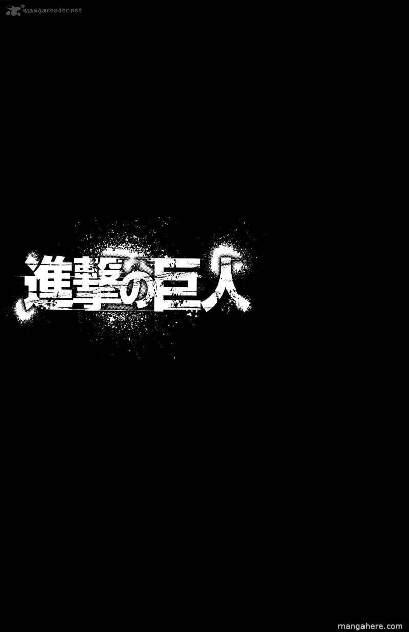 Shingeki no Kyojin 8 Page 1