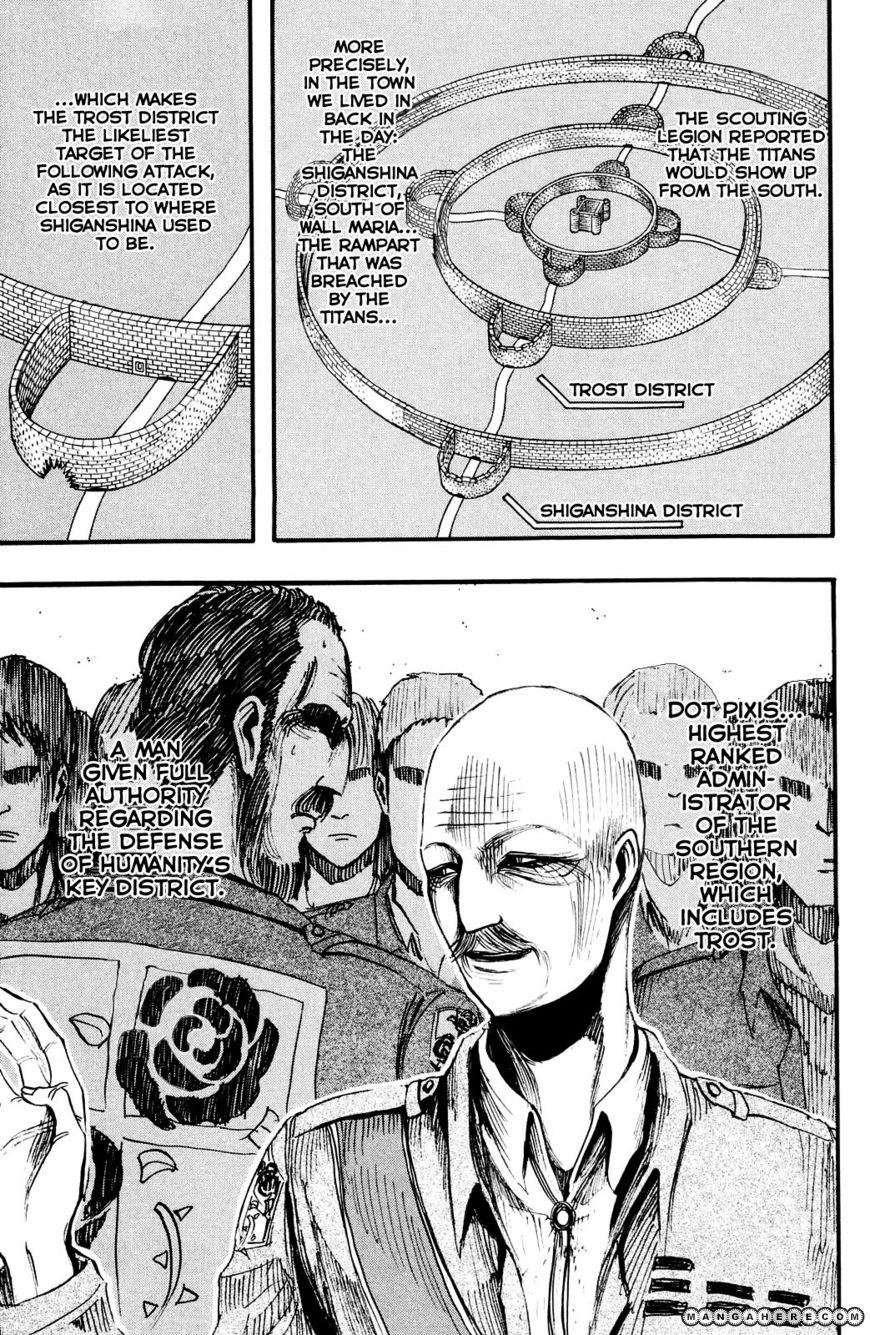 Shingeki no Kyojin 12 Page 4