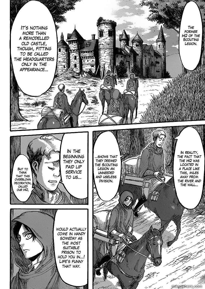 Shingeki no Kyojin 20 Page 3