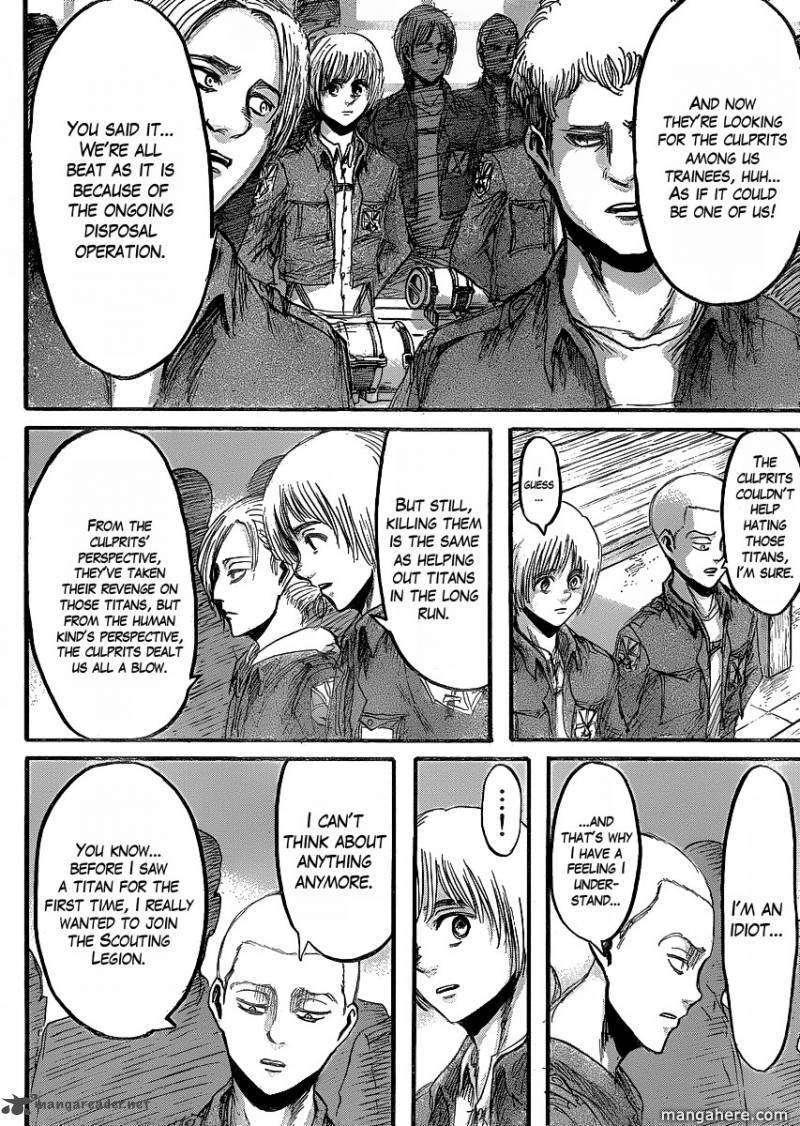 Shingeki no Kyojin 21 Page 3