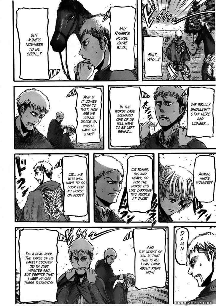 Shingeki no Kyojin 24 Page 2